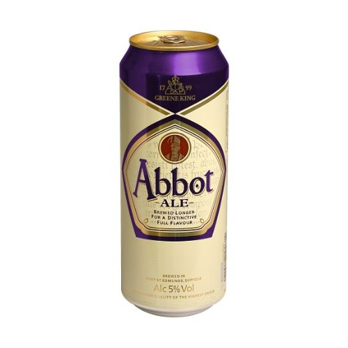 Abbot Ale 24x50cl Cans