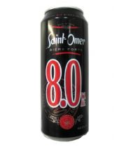 Saint Omer 8% vol 24 x 50cl Cans
