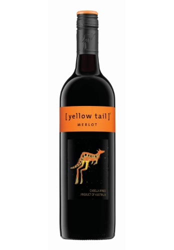 Yellow Tail Merlot Red Wine