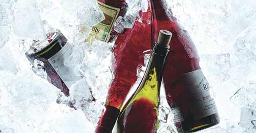 Do you keep your Red Wine in the Fridge?
