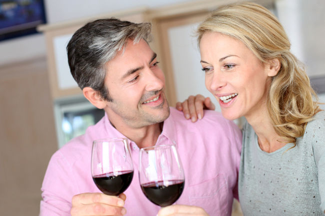 Drinking Wine Together - The Secret to a Happy Marriage