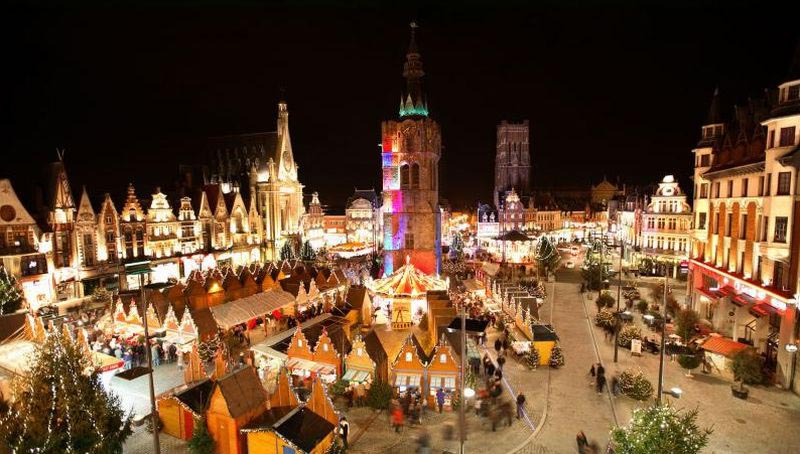 Visit Calais Christmas Market to Wrap up Christmas