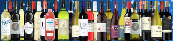 Best Value Wine Guide to Beat the January Pinch
