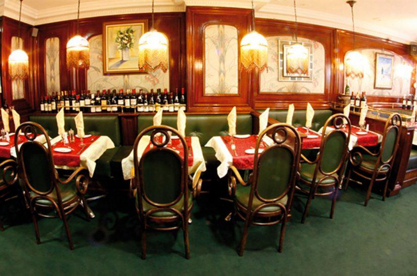 La Belle Epoque - good food and wine