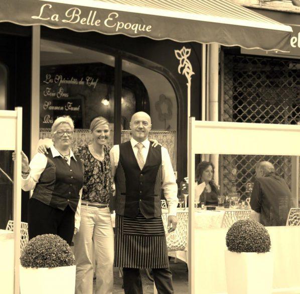 La Belle Epoque - chef de cuisine, wine waiter and gourmand