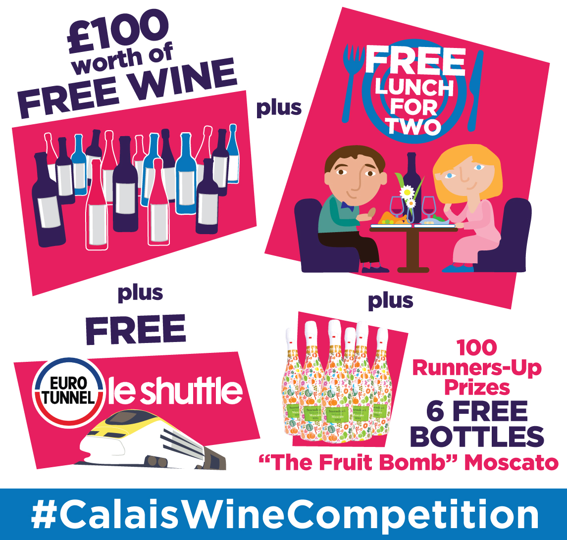 The Winner of the Calais Wine Competition is....