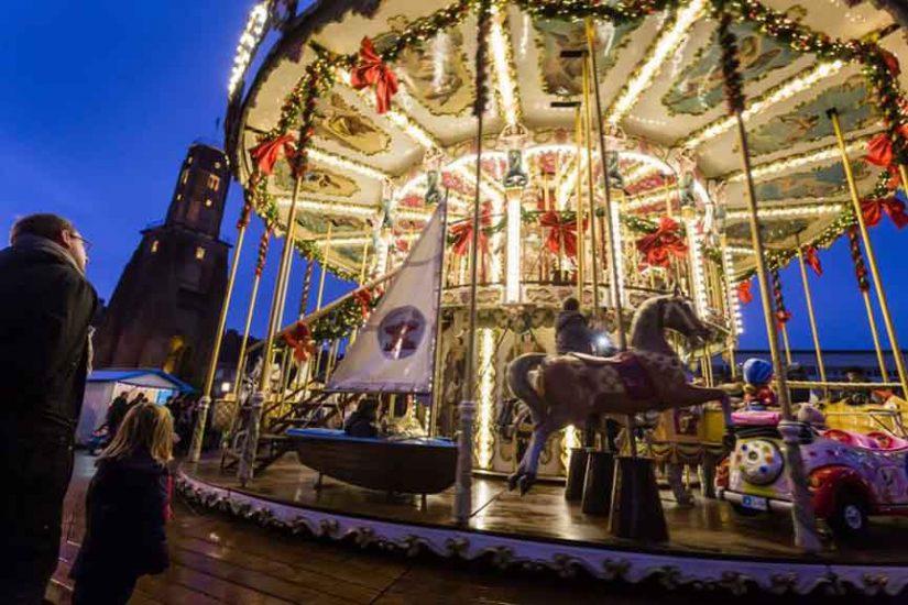 Calais Christmas Carousel