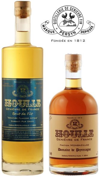 aard winners! 'Brut de Fût' and 'Genièvre de Houlle'